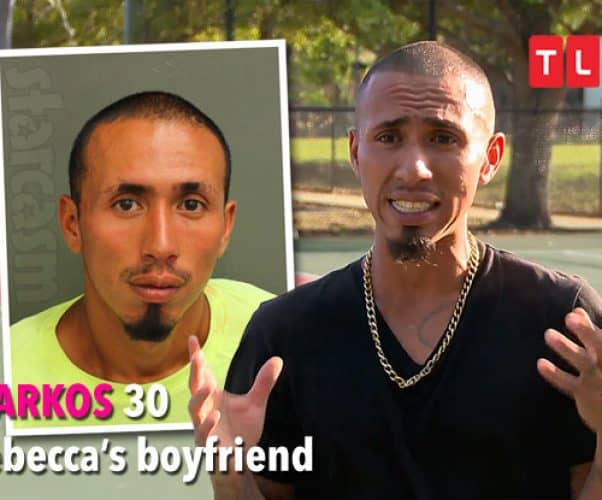 TLC Unexpected Anthony's mom Rebecca's boyfriend Markos arrested for murder in Florida