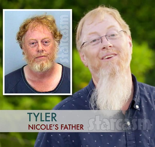 90 Day Fiance Nicole's dad Tyler arrested