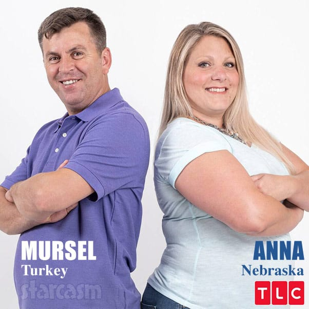 90 Day Fiance Season 7 cast Anna and Mursel from Turkey