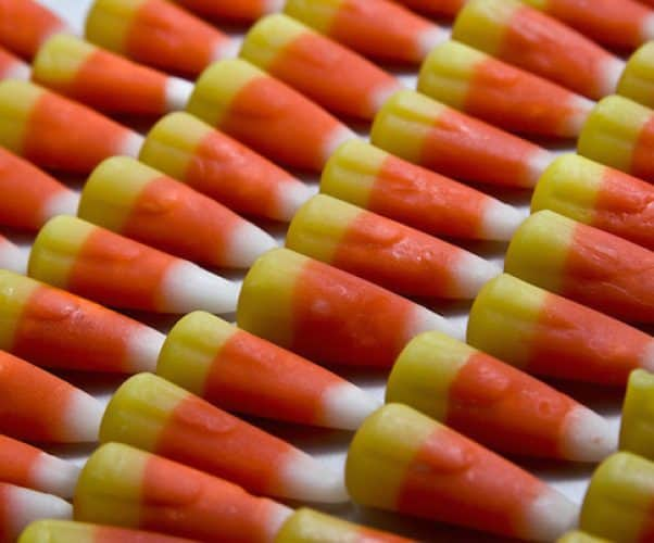 Candy corn is garbage