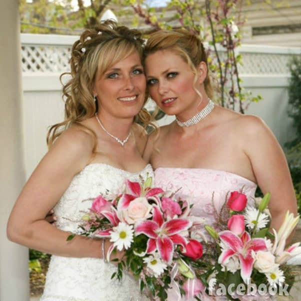 90 Day Fiance The Other Way Deavan Clegg's mom Elicia and aunt_Melissa wedding photo