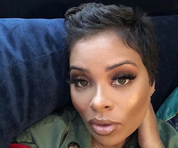 Eva Marcille custody dispute