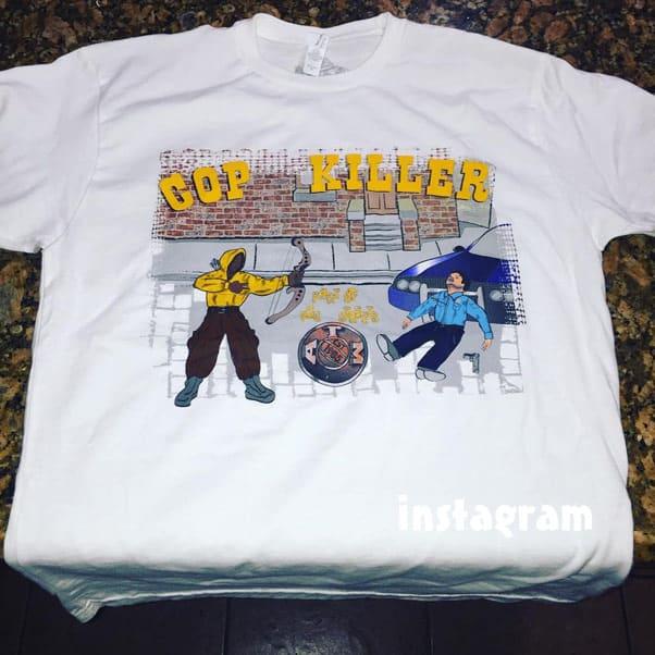 Love After Lockup Lamondre cop killer shirt