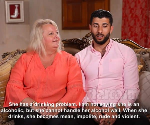90 Day Fiance The Other Way Laura and Aladin