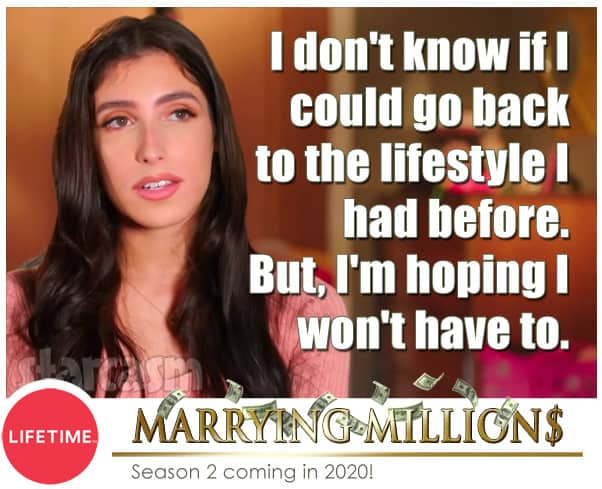 Lifetime announces Marrying Millions Season 2