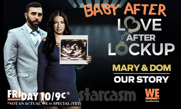 Love After Lockup Mary is pregnant with her and Dom's first child