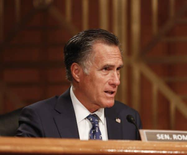 Mitt Romney's secret identity