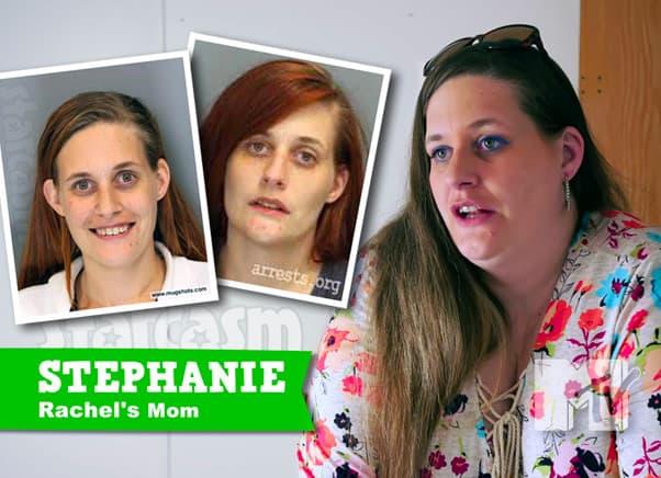 Teen Mom Rachel Beaver's mom Stephanie Bollen arrests