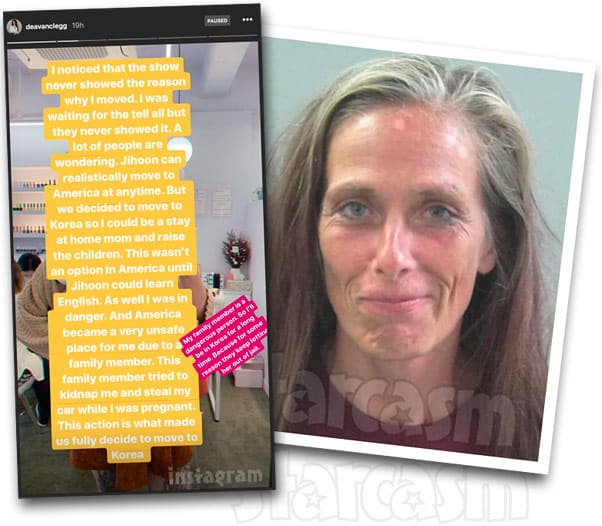Was 90 Day Fiance The Other Way Deavan Clegg kidnapped? Was it her aunt Melissa?