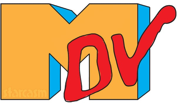 MTV logo MDV for domestic violence