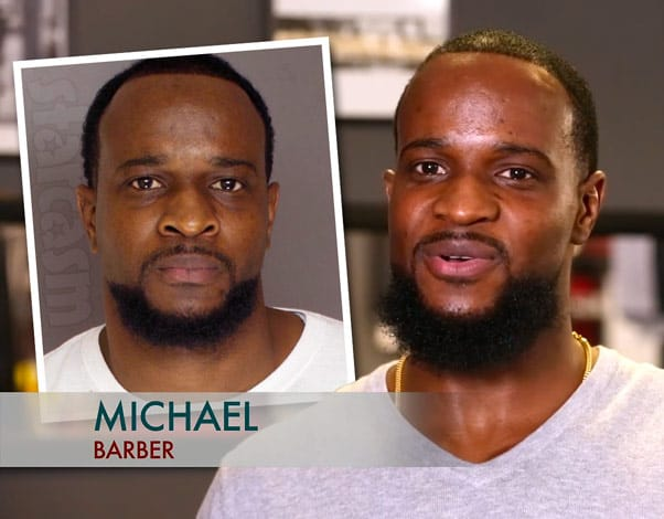 90 Day Fiance Jay's barber shop buddy Michael Baltimore arrested
