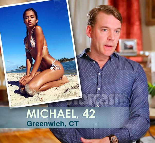 90 Day Fiance Michael and Juliana from Brazil