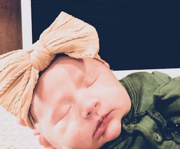 Anna Duggar's sixth baby 1