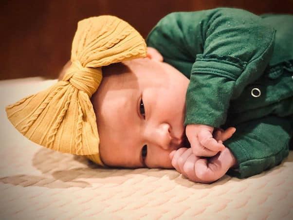 Anna Duggar's sixth baby 2