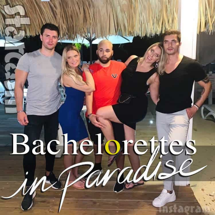 90 Day Fiance Ashley Martson and Before the 90 Days Cortney Reardanz starring in new reality show? Reportedly filming pilot with Love And Hip Hop Hollywood's Anotnio Velaz and Bachelor in Paradise stars Kamil Nicalek and Christian Estrada