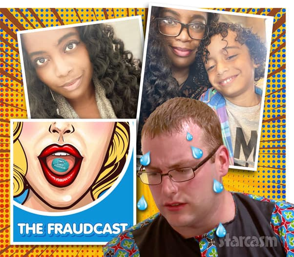 Before the 90 Days Benjamin's ex-wife interview on The Fraudcast podcast recap