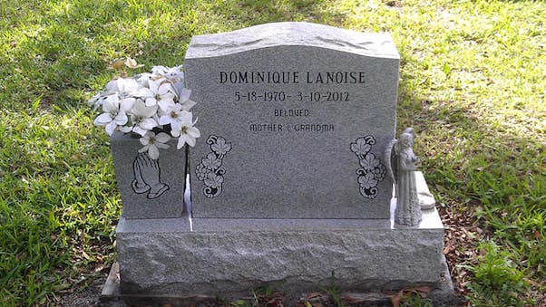 Dominique Lanoise's daughters 3