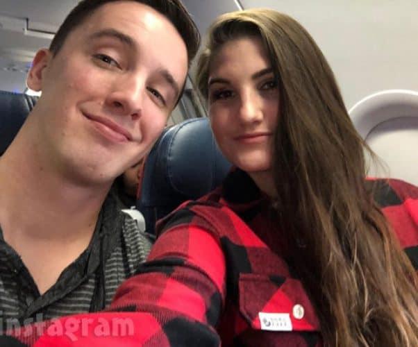 Floribama Shore Kortni Gilson's new boyfriend Ryan Trackwell is in the Air Force