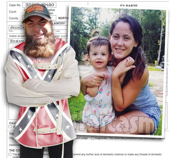 David Eason Claims Jenelle Evans 'Disappeared' With Their Daughter Amid Divorce Drama!
