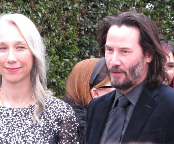 Keanu Reeves new girlfriend
