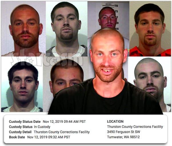 Love After Lockup Matt Frasier arrested again 2019