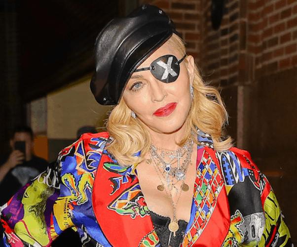 Madonna controversy 2