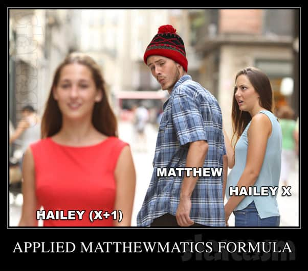 Matthew Hailey Hailey 2 Applied Matthewmatics Formula