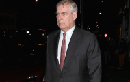Prince Andrew now just Andrew 1
