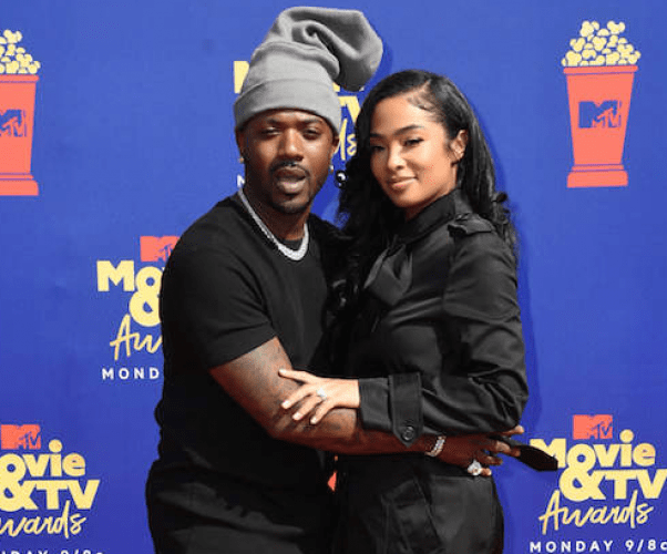 Princess Love and Ray J split 2