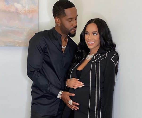 Safaree and Erica Mena 1
