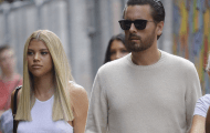 Scott Disick and Sofia Richie engaged 2