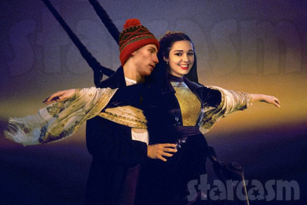 Titanic Unexpected Matthew and Hailey _2