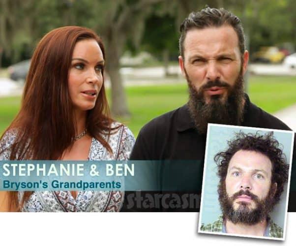90 Day Fiance Brysons' grandma Stephanie and grandfather Ben arrest details