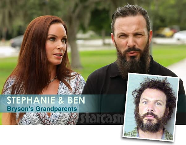 90 Day Fiance Brysons' grandma Stephanie and grandfather Ben arrest details