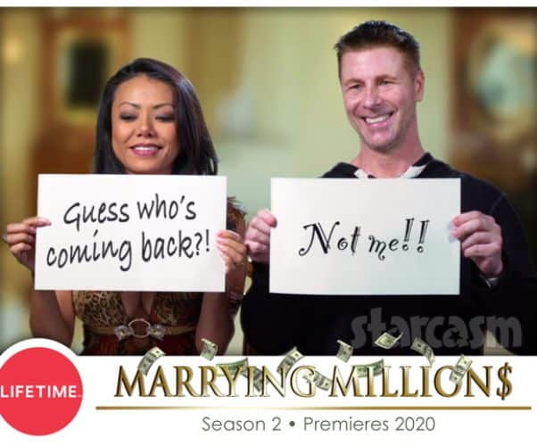 Lifetime Marrying Millions Season 2 Gentille Chhun