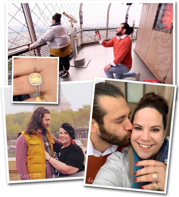 My B ig Fat Fabulous Life Whitney Way Thore engaged Chase Severino photos