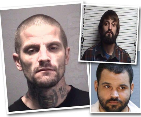 Teen Mom 2 Jenelle Evans exes Courtland Rogers Kieffer Delp and Joshua Miller arrests