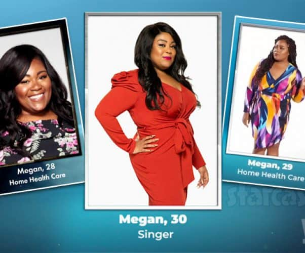 Love After Lockup Megan singer