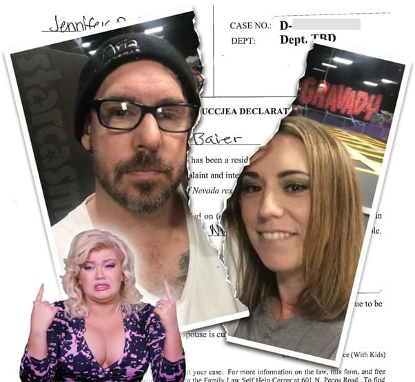 Matt Baier's new wife Jennifer Baier files for divorce