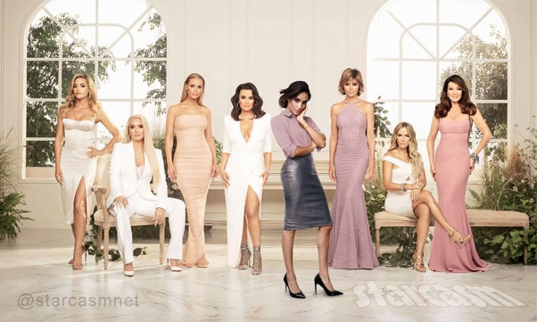 The Real Housewives of Beverly Hills with Meghan Markle RHOBH