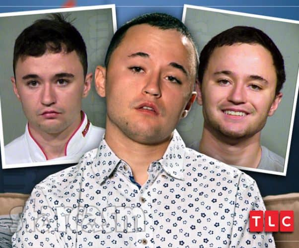 TLC Unexpected Chloe's boyfriend Max Schenzel arrests including domestic assault