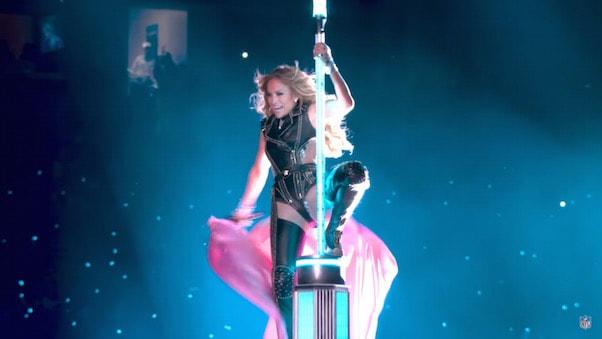 J-Lo and Shakira