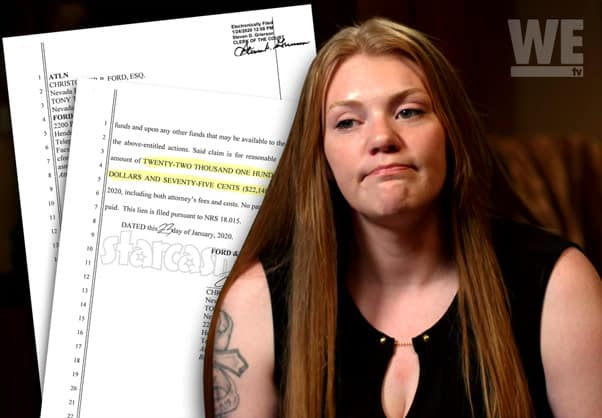 Love After Lockup Life After Lockup Brittany Santiago's lawyer takes out a lien against her for legal fees
