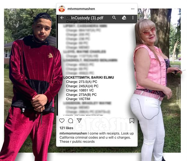 Teen Mom Young and Pregnant Shen says son Bariki Bar Smith was arrested after scuffle with Ashley Jones