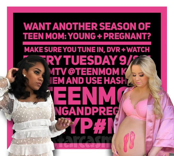 Did MTV cancel Teen Mom Young and Pregnant? See the plea for views and the ratings for the entire series!