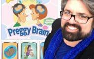 Teen Mom OG Amber Portwood's ex Andrew Glennon Preggy Brain card game