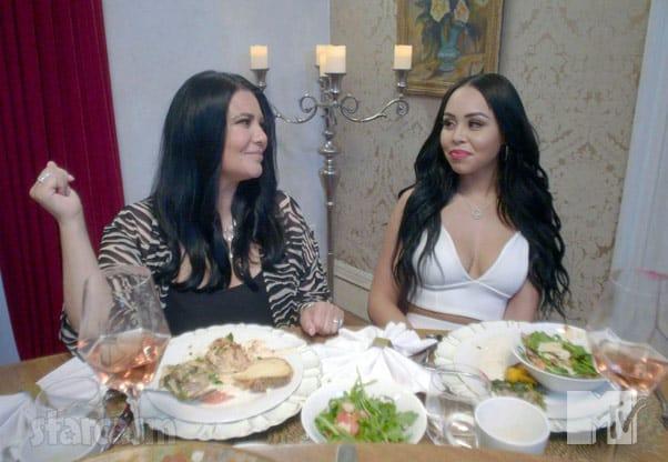 MTV Families of the Mafia Gravano family