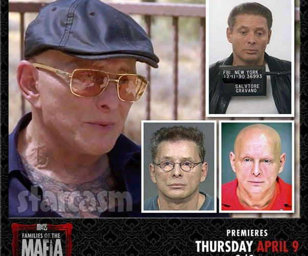 MTV Families of the Mafia Salvatore Sammy the Bull Gravano