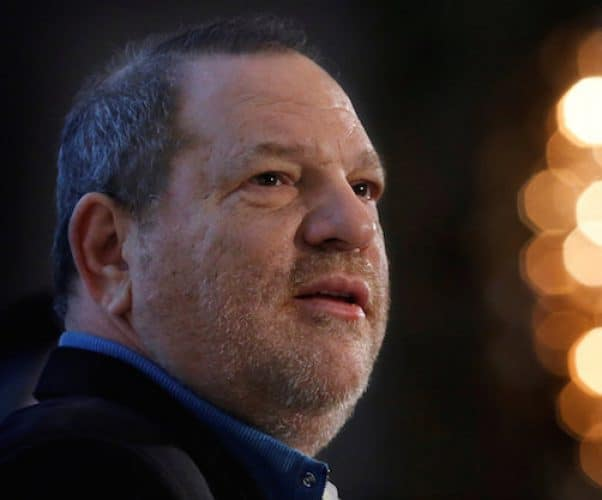 Harvey Weinstein has coronavirus