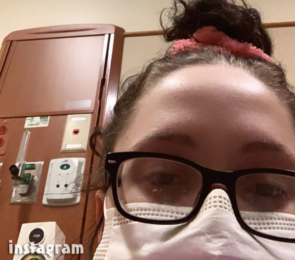 Teen Mom 2 Jade Cline in the hospital after aunt tests positive for coronavirus
